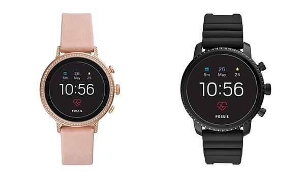Win een Fossil Q Venture of Q Explorist-smartwatch
