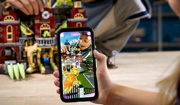 LEGO Hidden Side brengt blokjes tot leven met AR