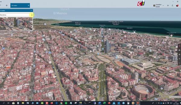 Kaarten: 3D-steden