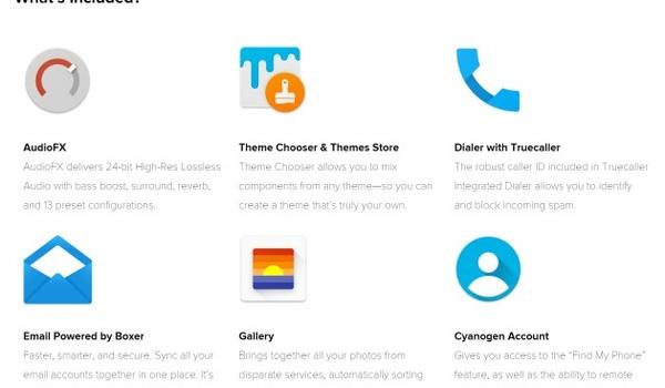 Cyanogen brengt aantal CyanogenOS-apps uit