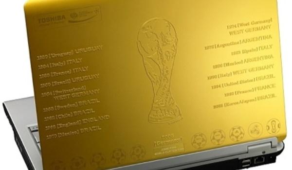 Toshiba wil scoren op WK