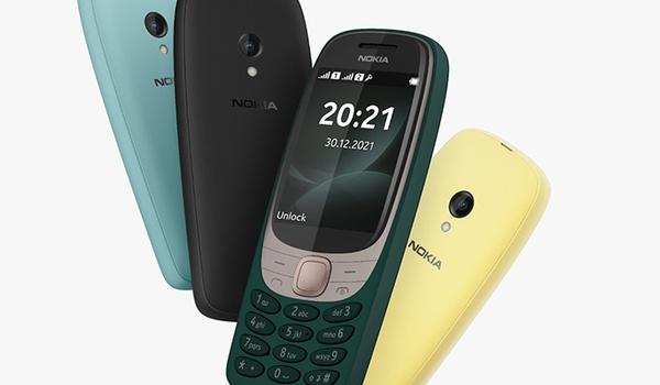 Klassieke Nokia 6310 in nieuw jasje gestoken