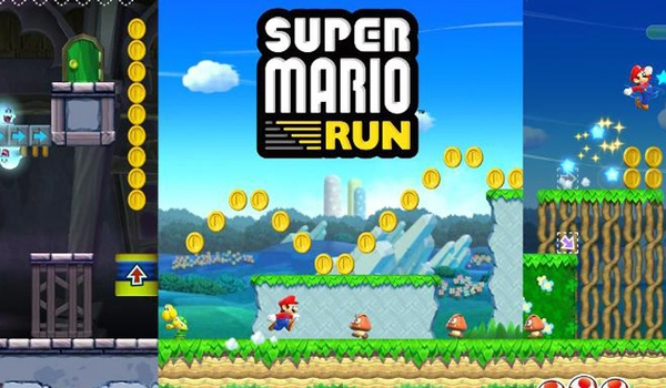 Super Mario Run verbreekt downloadrecords