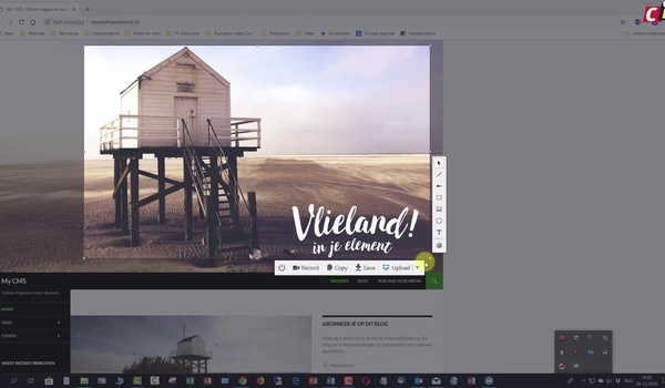 CloudShot: animaties opnemen