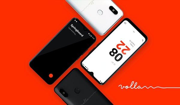 Volla Phone is Android-smartphone zonder Google-diensten