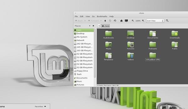 'Deel Linux Mint-gebruikers laks met updates'