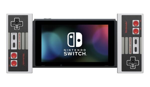 Nintendo gaat draadloze NES-controllers verkopen voor de Switch