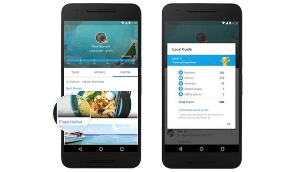 Verdien 1 TB Drive-opslagruimte door bij te dragen aan Google Maps