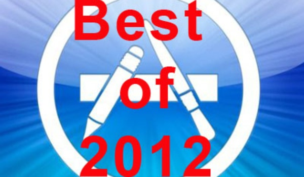 Beste Apple iTunes-apps 2012
