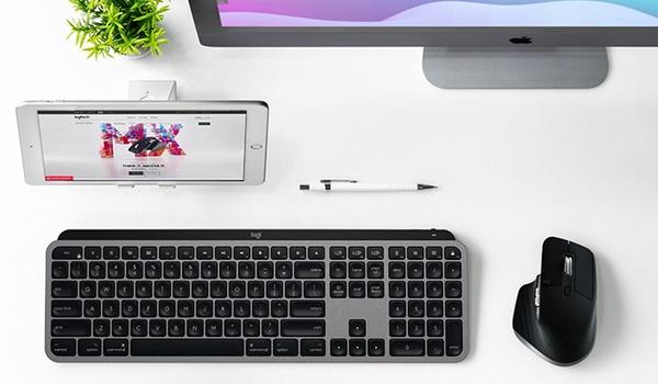 Logitech MX Master 3 en MX Keys nu ook voor Mac
