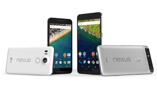 Nieuwe Nexus-modellen draaien Android 6.0