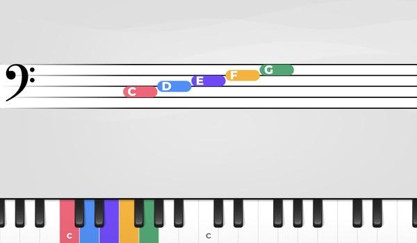 Piano by Yousician - Gebruik uw mobiel of tablet als pianoleraar