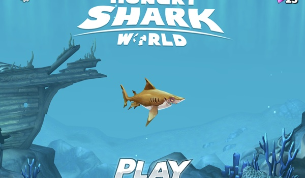 Hungry Shark World - Ben je een beetje gehaaid?