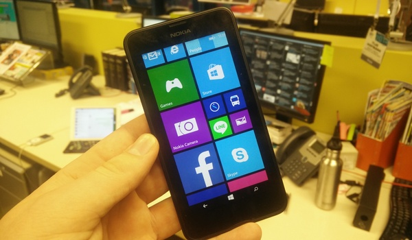 Zo installeer je Windows 10 op een smartphone