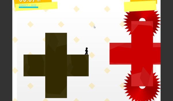 Vex 2 - Een heerlijke online platform-game mét level-editor.