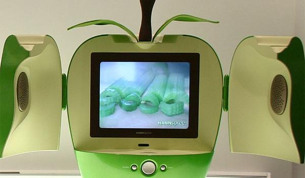 Apple 13 weken lang op de Nederlandse televisie