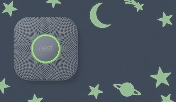 Veilig slapen met de Google Nest Protect