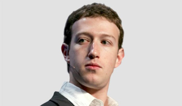 Mark Zuckerberg TIME magazine's Man of the Year 2010