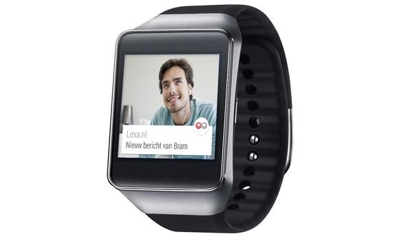 Datingsite Lexa brengt smartwatch-app uit