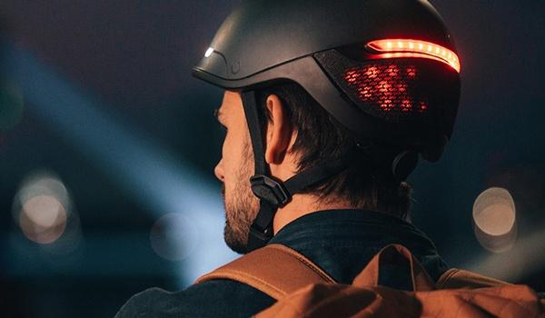 Veilig de weg op met slimme fietshelm Faro