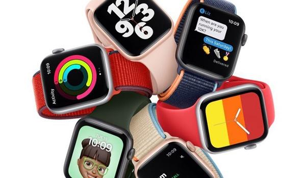 Apple blijft wearables-markt domineren