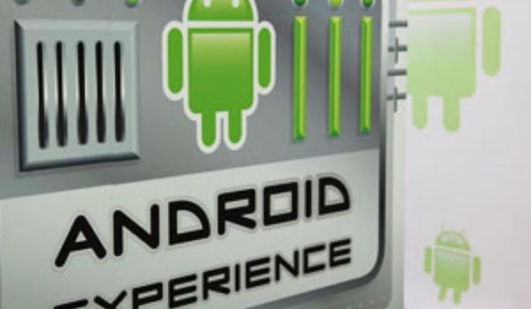 Androidland tegenhanger Apple Store