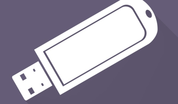 SwivelCard is een papieren USB-stick