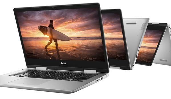 IFA 2018: Dell Insipron-laptops weer bij de tijd