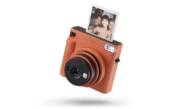 Instax Square SQ1: Polaroid nog steeds hip