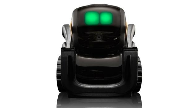Vriendelijk robotje Vector wil maatje zijn