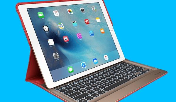 Logitech lanceert keyboard case voor iPad Pro