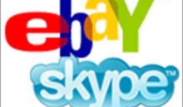 Nieuw: skypen op eBay.nl