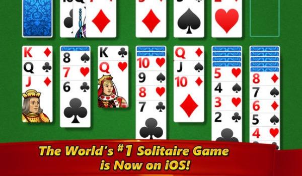 Microsoft Solitaire voor iPhone en Android