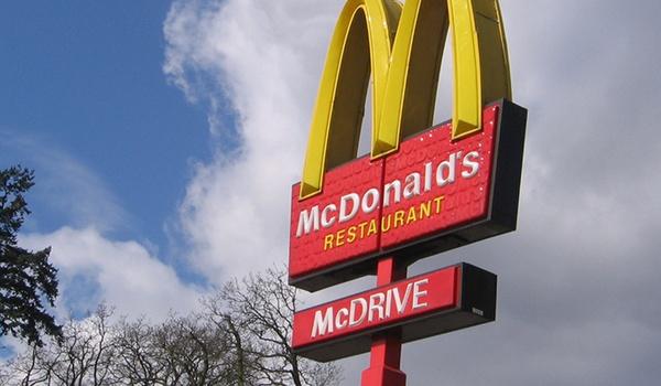 McDonald's brengt spraakherkenning naar McDrive