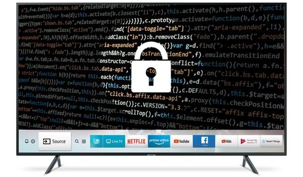 Samsung zaait paniek met antivirus-advies voor smart-tv's