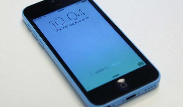 Apple trekt stekker uit iPhone 5C