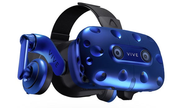 HTC start verkoopt Vive Pro-headset