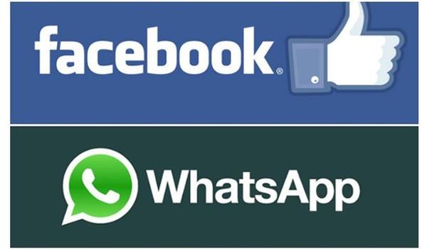 WhatsApp en Facebook delen tijdelijk geen data meer