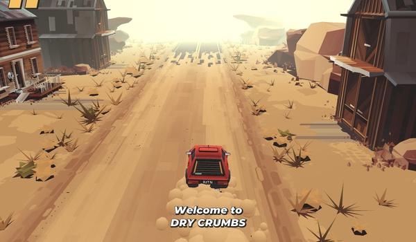 #Drive - Racen tot het einde der tijden