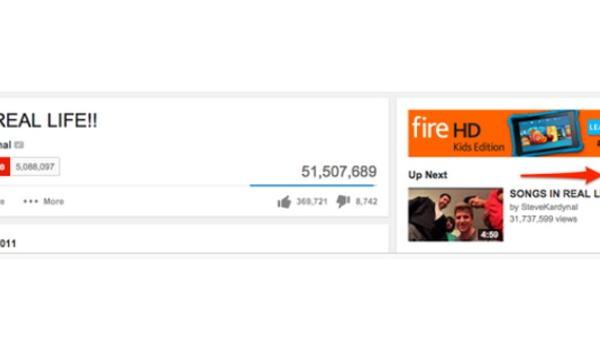 Voor eeuwig naar YouTube kijken met Autoplay-functie