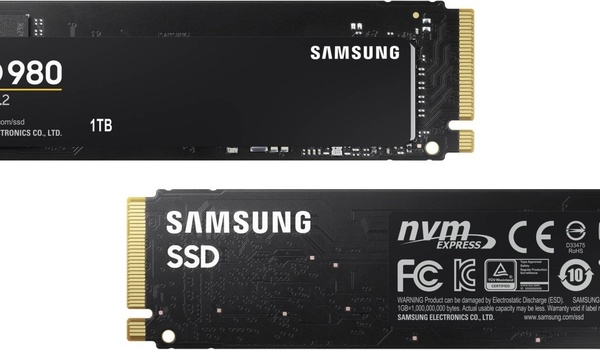 Review: Samsung SSD 980