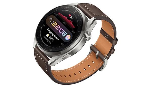 Huawei Watch 3: Laat smartphone maar thuis