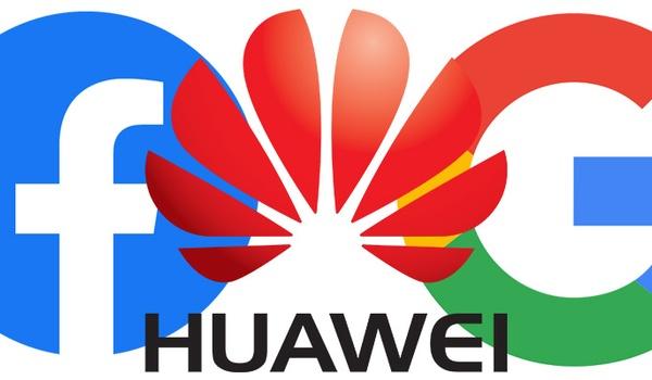 Facebook keert Huawei de rug toe, Google springt in de bres