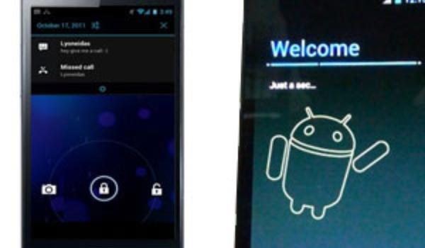 Samsung Galaxy S 2 Android 4-update begin 2012