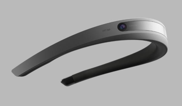 Fitt360: Samsung werkt aan 360-graden-camera als wearable