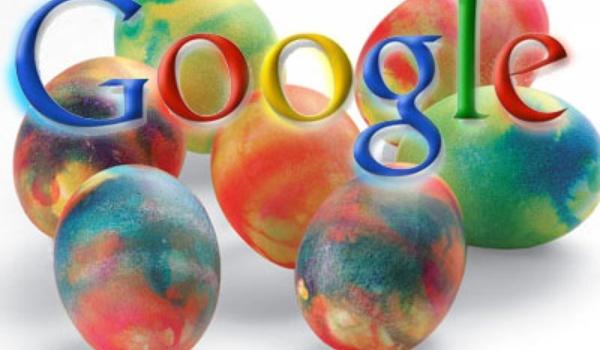 Google Easter Eggs-lijstje