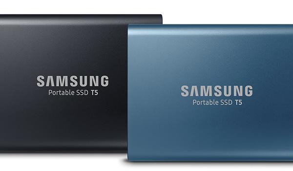 Portable ssd van Samsung is razendsnel