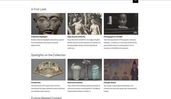 Metropolitan Museum of Art - Kijk in de beroemdste musea ter wereld