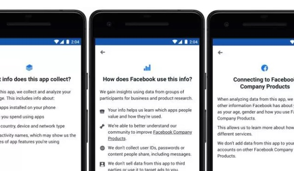 Deze Facebook-app volgt voor een vergoeding je smartphone-gedrag