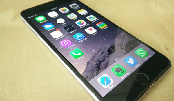 Review: iPhone 6 Plus, groot en goed
